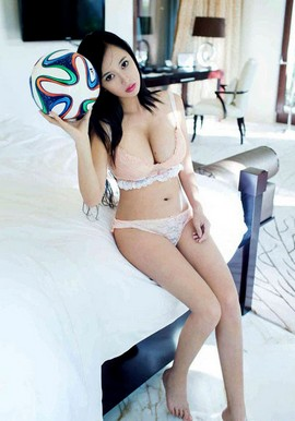 Hot Football Babe - Huang Ke. Hot Football Babe 05.07.2014: Huang Ke. Download pack will..